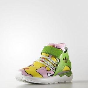 Adidas Originals Men's Jeremy Scott Tubular Shoes